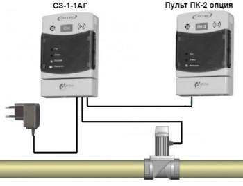 САКЗ-МК-1-1А DN 20